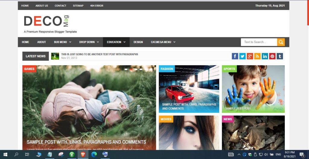 Deco-Mag-Magazine-Blogger-Template-Nulled-Download