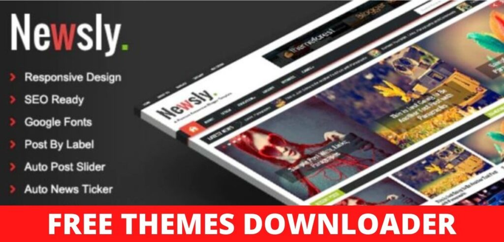 Newsly-Responsive-Blogger-Template-Download-Free